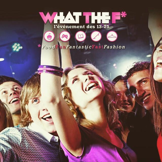 L'équipe Recyclit vous attend les 24, 25 et 26 avril prochain au salon WHAT THE F* à Paris ! Un salon entièrement dédié aux 13-25 ans.  Fashion Lab', photos fun et pleinde surprises vous attendent sur notre stand !  Viens créer ton Cans Bracelet et repars peut être avec ton cadeau.  Plus d'informations : www.eventwtf.com  J-25 !  #recyclit #WTF2015 #event #paris #Fashion #cansbracelet #création #salon #ados #sortie
